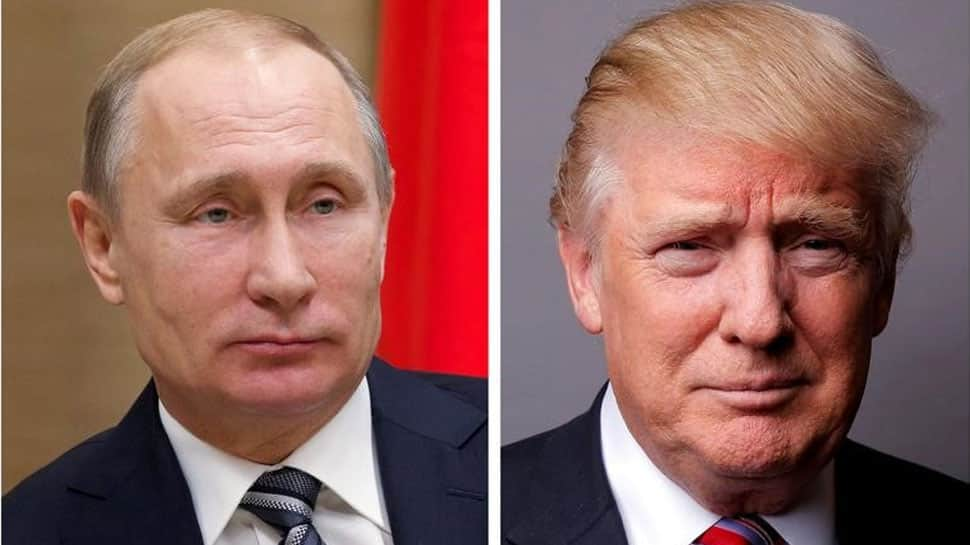 Disclosure of Donald Trump-Vladimir Putin phone calls would need Russian consent: Kremlin