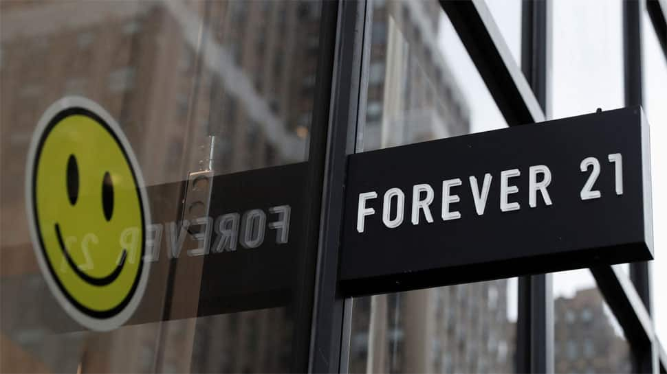 Retailer Forever 21 to file for bankruptcy, close 178 US stores