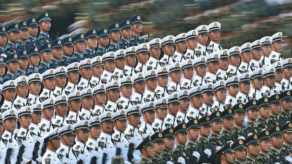 China marks 70th anniversary with huge military parade, display of modern weapons
