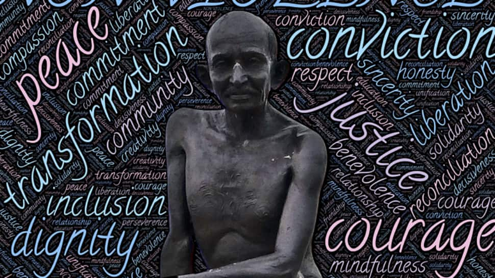 Gandhi Jayanti 2019 Top Famous Quotes By Mahatma Gandhi On 150th Birth Anniversary India News Zee News
