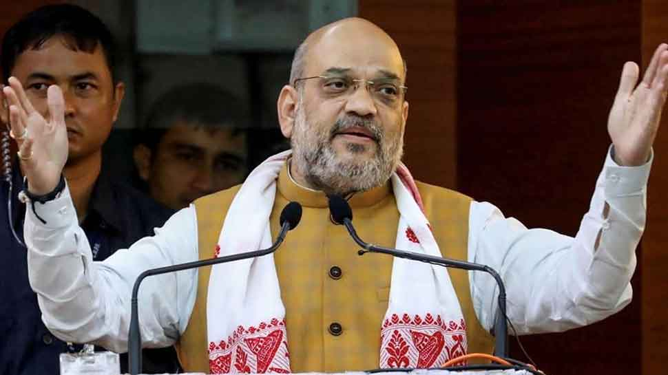 When will all infiltrators be thrown out of the country: Shiv Sena asks Amit Shah