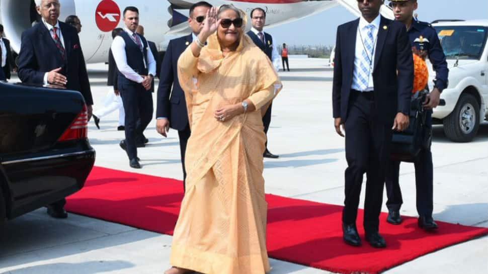 Bangladesh PM Sheikh Hasina to discuss Teesta, Rohingya and NRC during her 4-day India visit