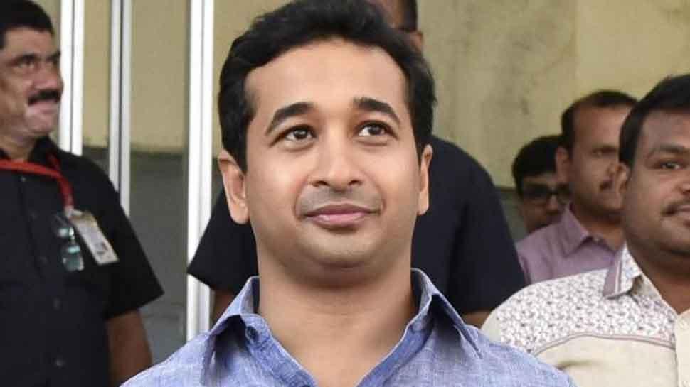 Former Maharashtra CM Narayan Rane's son Nitesh joins BJP, likely to contest from Kankavali seat