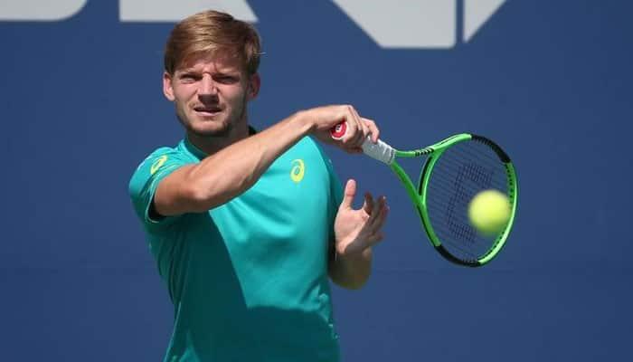 David Goffin battles past Denis Shapovalov to reach Tokyo quarters