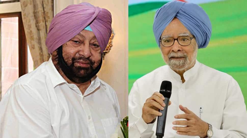 Manmohan Singh, Punjab CM Amarinder Singh won't go to Kartarpur Corridor's opening in Pakistan, will only visit Gurdwara via corridor