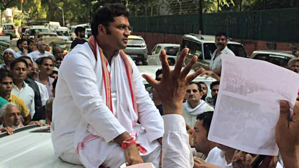 Former Haryana Congress president Ashok Tanwar resigns from all party posts