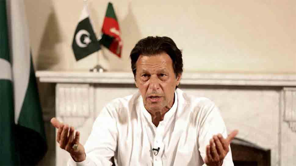 Taliban delegation meets Imran Khan, discusses Afghan peace process