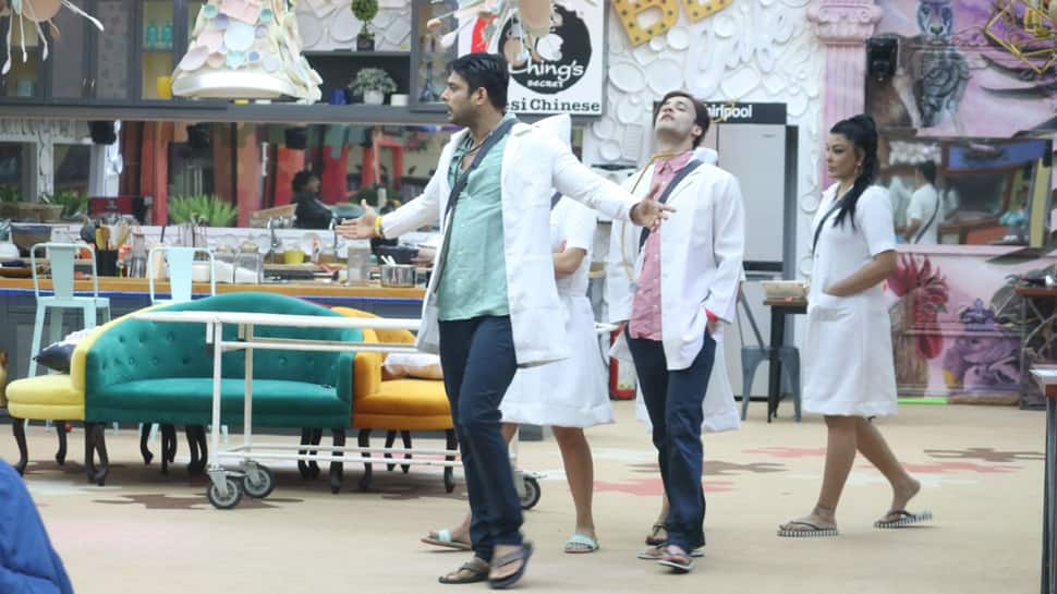 Bigg Boss 13 Day 4 Written updates: Second leg of BB task takes an ugly turn