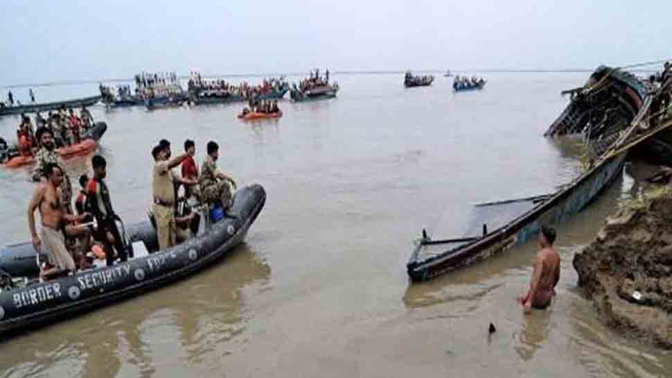 Boat capsizes in West Bengal's Jagadishpur, 3 dead, scores missing