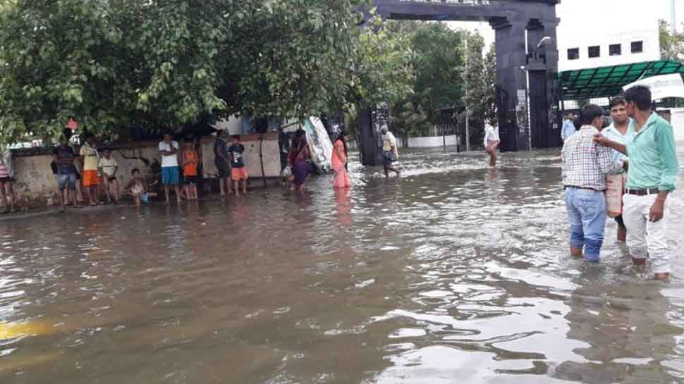 Amid heavy rainfall warning, central team to visit floods-hit Bihar to review situation