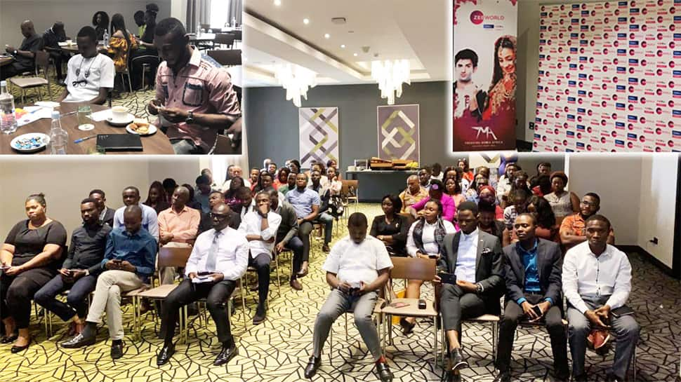 Zee World Africa upfront brings Bollywood's finest to Nigeria
