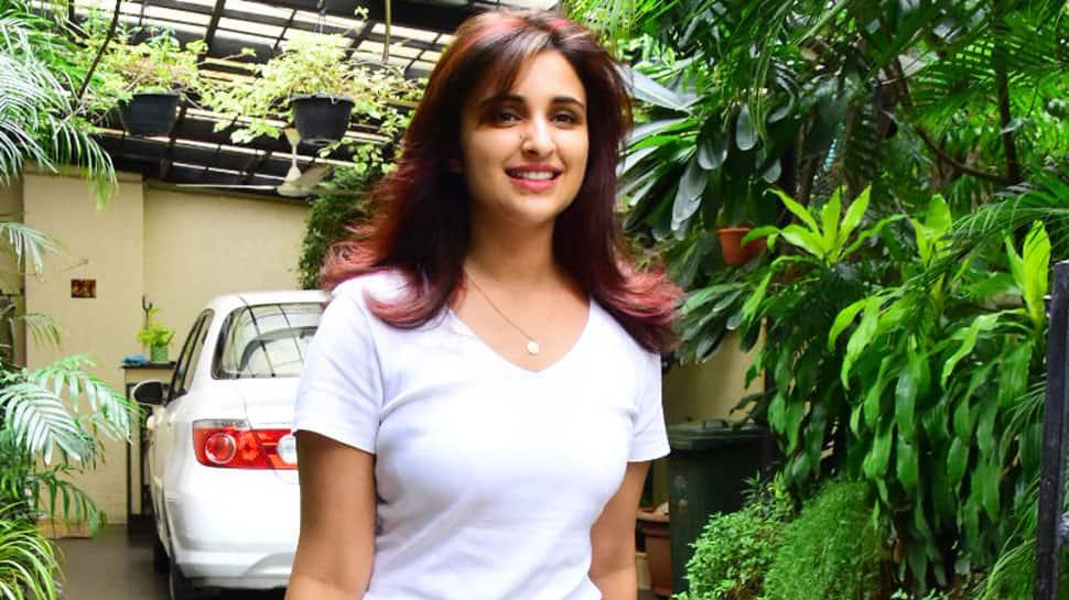 Parineeti Chopra preps-up for Saina Nehwal biopic, shares pic