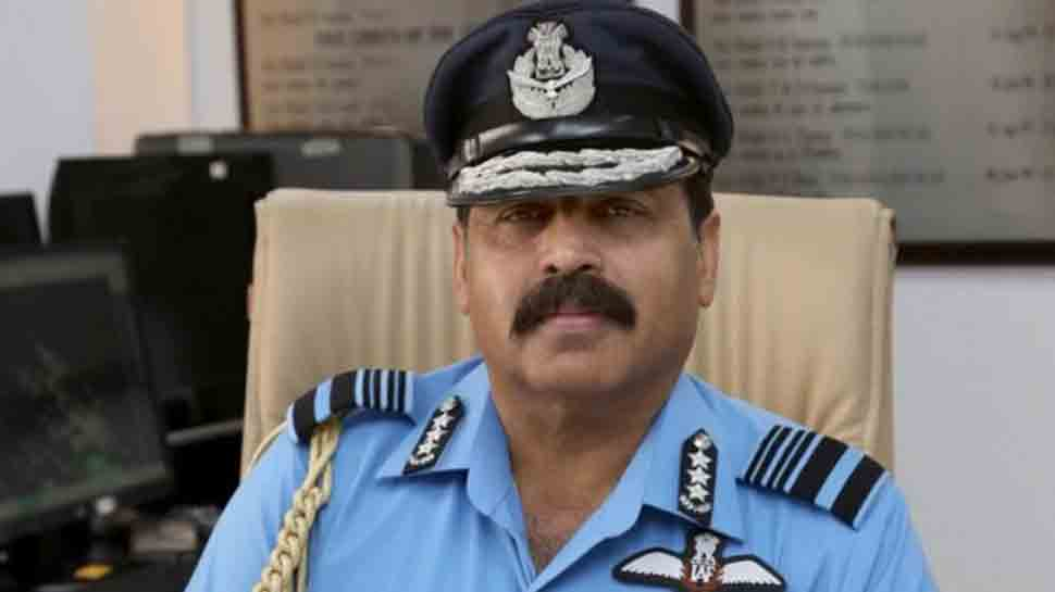 Air Chief Marshal Rakesh Kumar Singh Bhadauria admits own missile shot down IAF Mi-17 V-5 helicopter in Budgam, says action against 2 officers