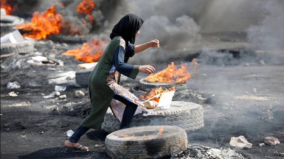 Uprising grips Iraq, 60 people killed