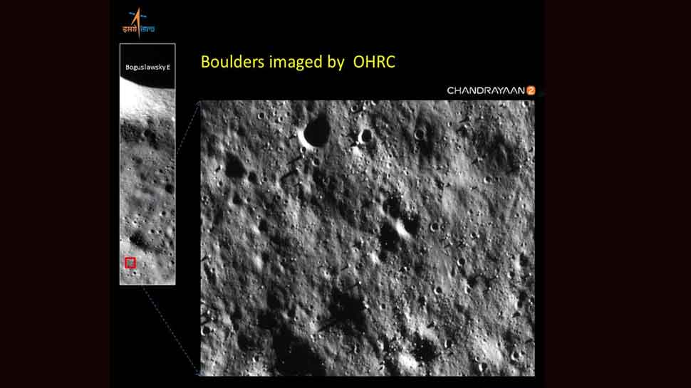 Payload onboard Chandrayaan-2 sends first high resolution images of Moon