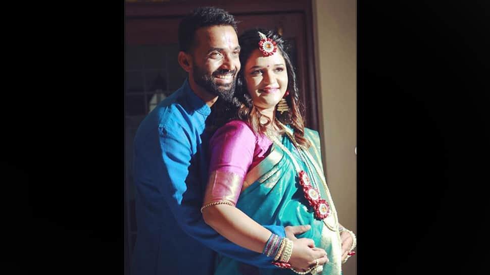 Ajinkya Rahane, wife Radhika Dhopavkar blessed with a baby girl