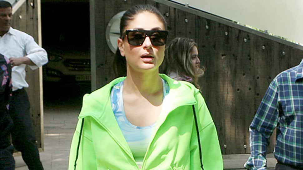 Kareena Kapoor Khan turns heads in a neon-green jacket—Pics