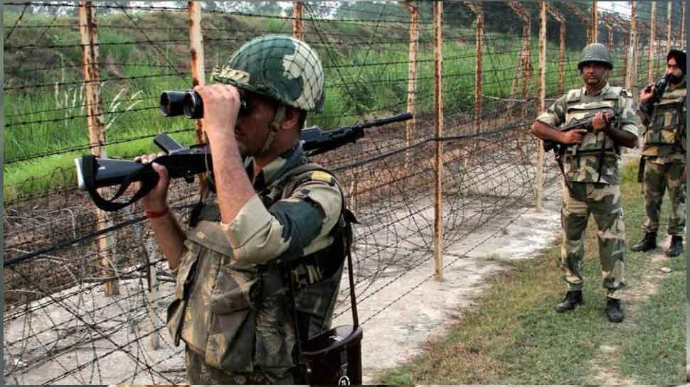 BSF foils infiltration bid in Baramula near LoC, forces terrorists to flee to PoK