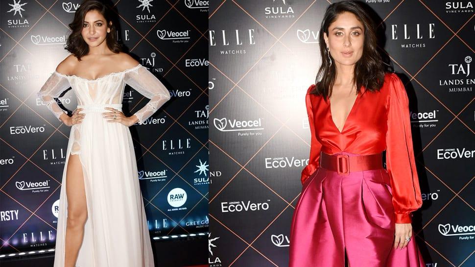 Kareena Kapoor Khan and Anushka Sharma steal the show at Elle Beauty Awards 2019—Pics