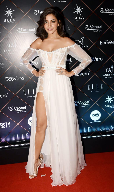 Anushka Sharma at Elle Beauty Awards