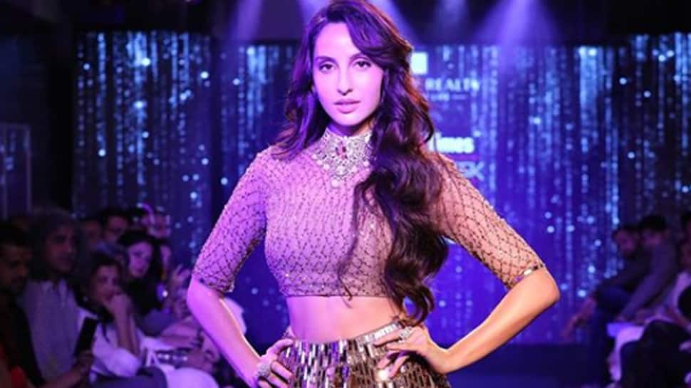Nora Fatehi's latest Instagram post is high on glitz, glamour and bling!