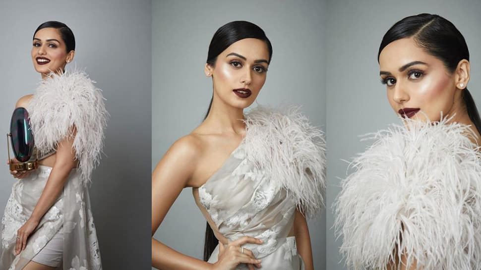 Former Miss World Manushi Chhillar wins 'Flawless Beauty' award and we couldn't agree more
