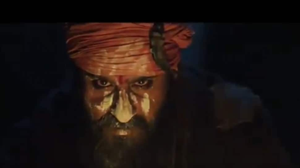 Saif Ali Khan as Naga Sadhu channels his Ravana avatar in new 'Laal Kaptaan' poster!