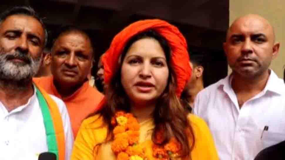 My political journey started 12 years back: Tik Tok star Sonali Phogat