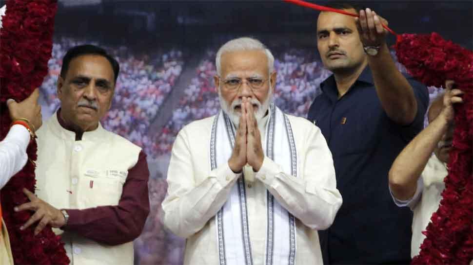 PM Narendra Modi to attend Dussehra celebrations at DDA Ground in Dwarka