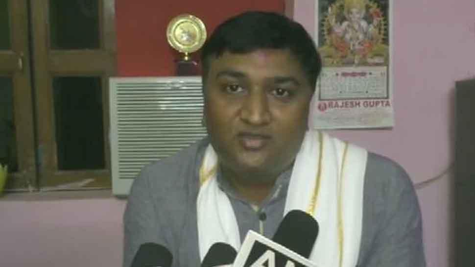 Uma Bharti's nephew's car rams into two-wheeler in Madhya Pradesh, three killed