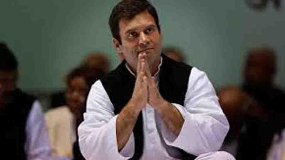 Rahul Gandhi extends greetings on Dussehra