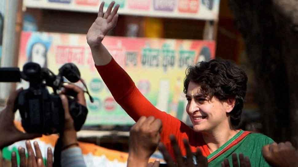 Priyanka Gandhi finds a home in Lucknow