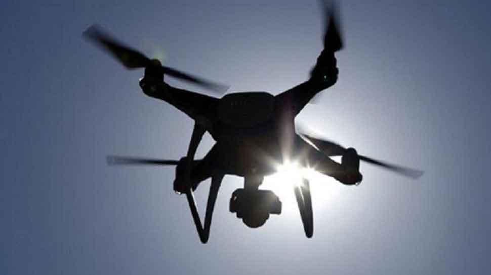BSF spots Pakistan-origin drone in Punjab's Ferozepur