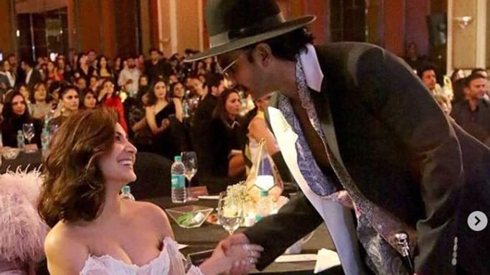 Anushka Sharma-Ranveer Singh's banter at Elle Awards will give you major Band Baaja Baaraat feels