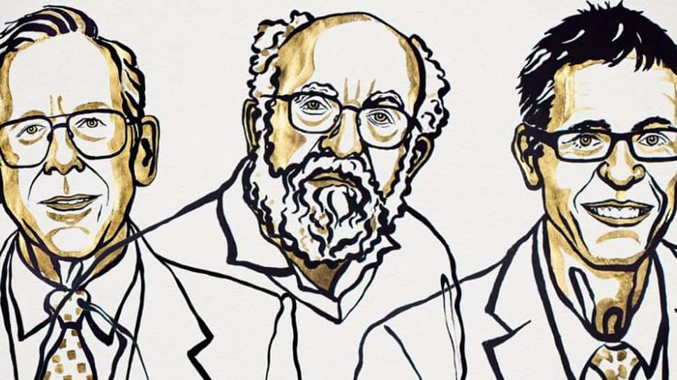2019 Nobel prize in physics awarded to James Peebles, Michel Mayor and Didier Queloz for research on cosmology and exoplanets