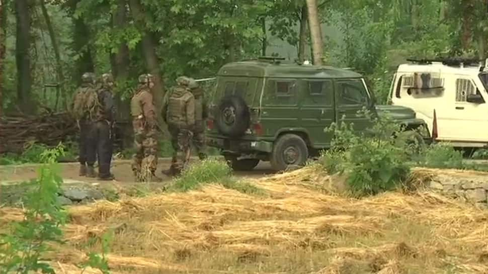 Lashkar-e-Taiba terrorist killed in encounter in Jammu and Kashmir's Awantipora