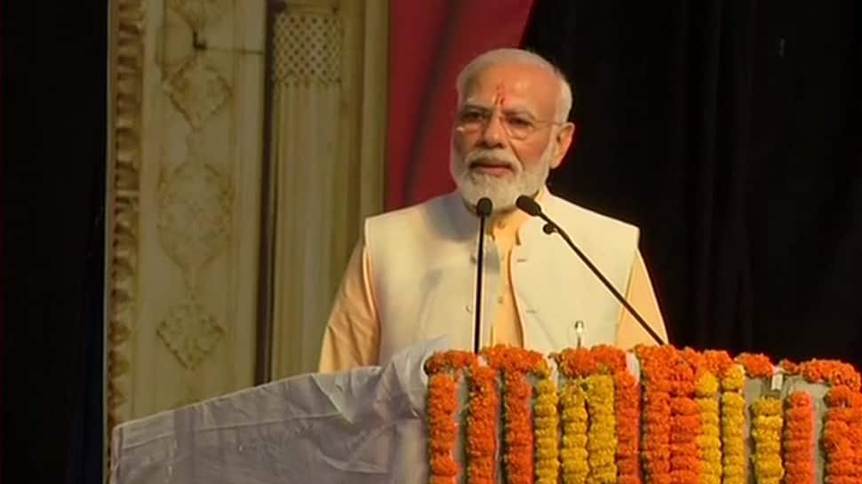PM Narendra Modi calls for women empowerment, end use of plastic at Dussehra event