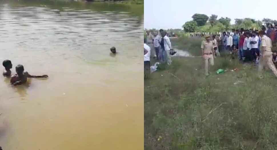 10 people drown in Parbati river during durga idol immersion in Rajasthan's Dholpur