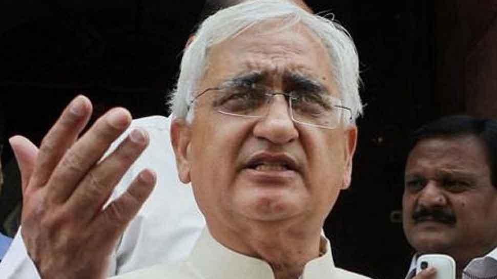 Congress is suffering because Rahul Gandhi 'walked away': Salman Khurshid