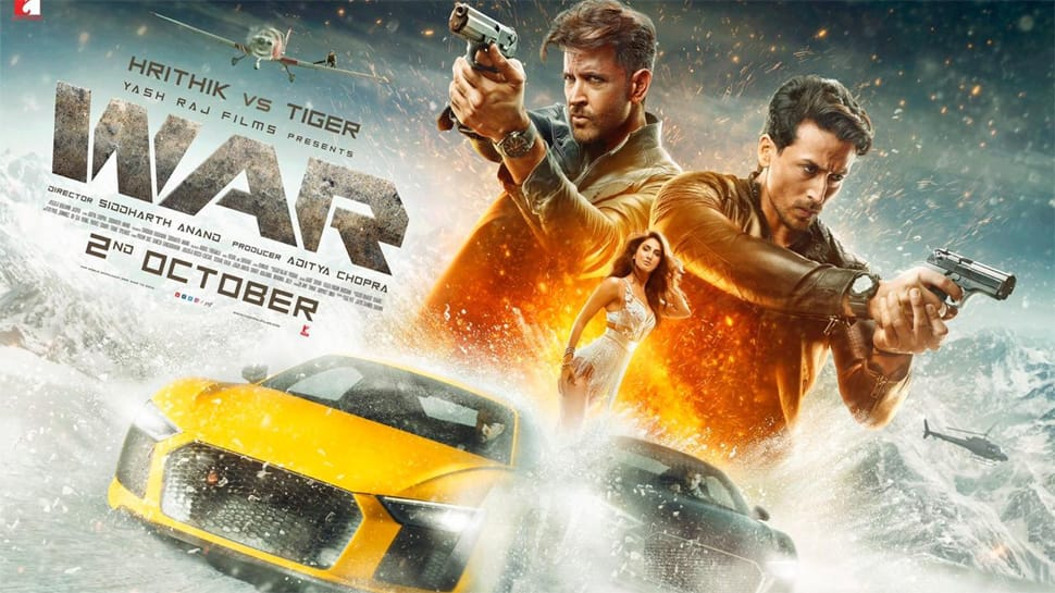Hrithik Roshan-Tiger Shroff's 'War' emerges a monstrous hit at Box Office, crosses Rs 200 cr
