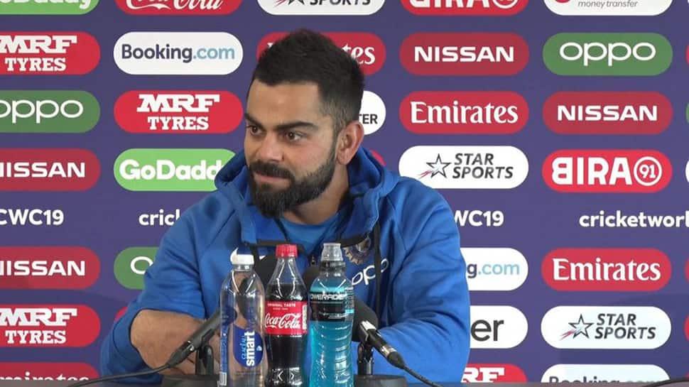 We should let Rohit Sharma enjoy his batting at the top: Virat Kohli