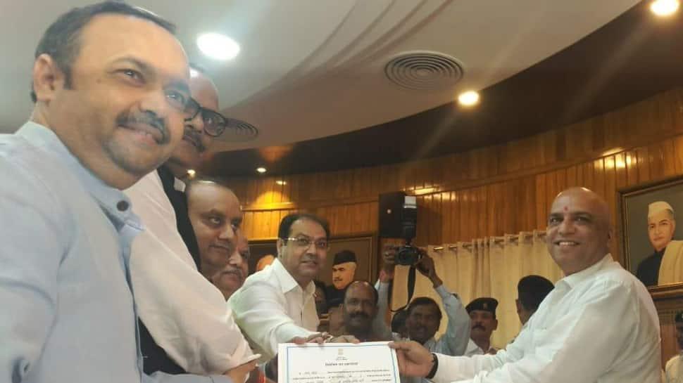 BJP national spokesperson Sudhanshu Trivedi elected unopposed to Rajya Sabha