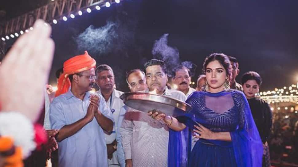 Bhumi Pednekar attends Dussehra in Delhi as Ramlila fever grips celebs