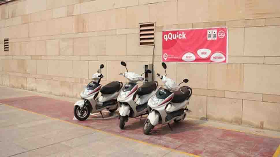 Delhi Metro authorises e-scooters renting services at four stations