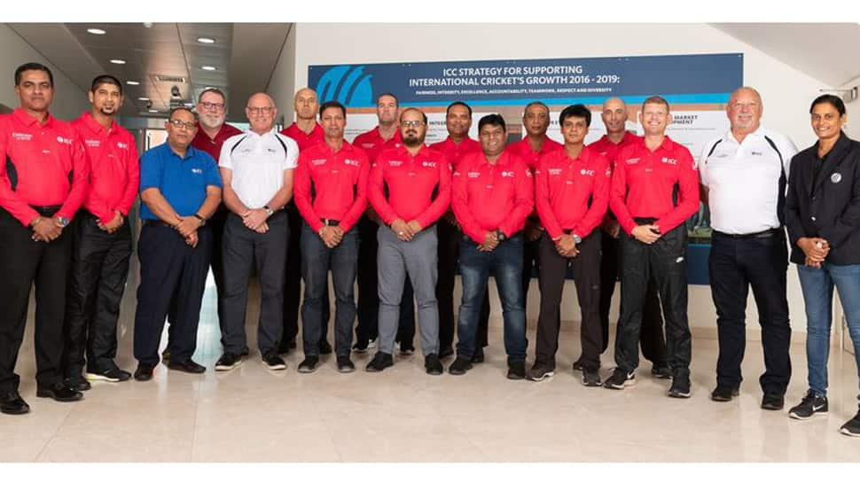 Jeff Crowe, GS Lakshmi among match officials for ICC T20 World Cup Qualifier 2019