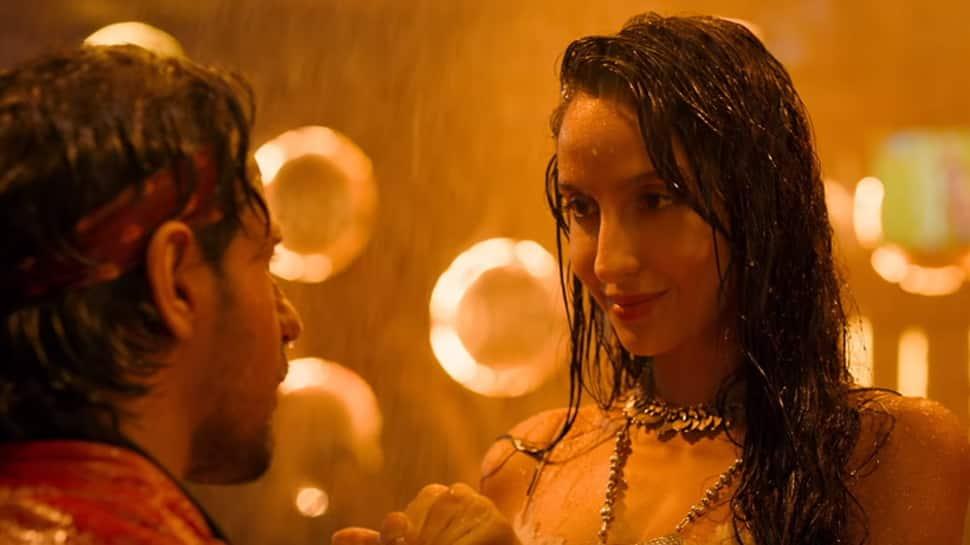 Ek Toh Kum Zindagani: Nora Fatehi oozes oomph in this song from 'Marjaavaan'—Watch