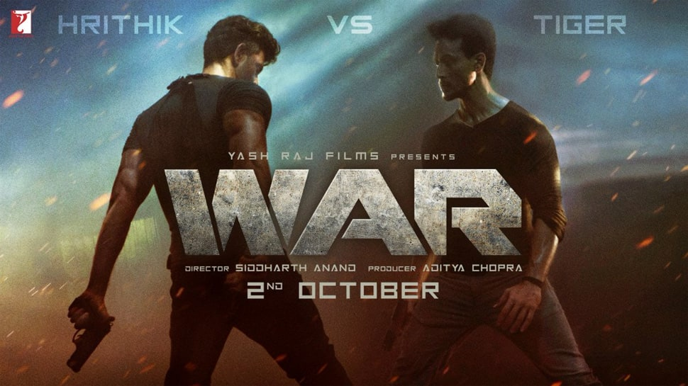 Hrithik Roshan-Tiger Shroff starrer 'War' maintains a solid grip at Box Office