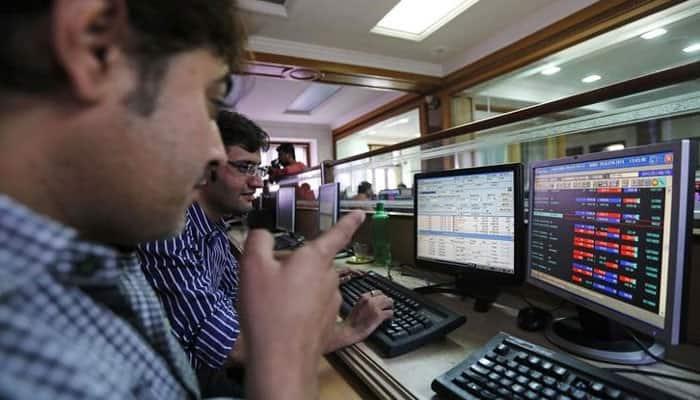 Sensex falls 297.55 points to close at 37880.40, Nifty ends at 11234.50
