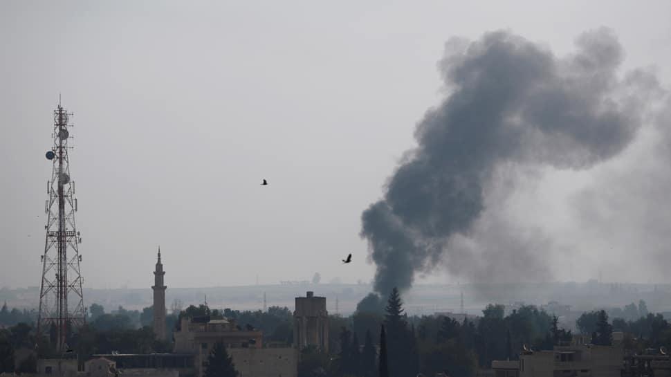 Erdogan warns EU as Turkish offensive in Syria enters day 2