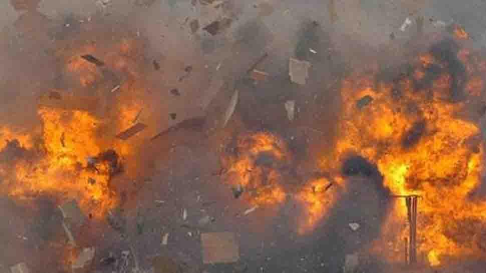 Explosion sets ablaze Iranian oil tanker near Saudi port: Iranian state media